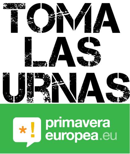 TOMA LAS URNAS